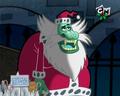 Santa Claus vampiro