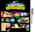 Punch Time Explosion 3DS