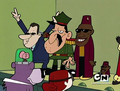 Richard Nixon en DCC