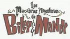 Las Macabras Aventuras de Billy y Mandy (Logo español)