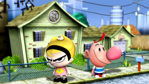 Billy y Mandy (Punch Time Explosion) 2