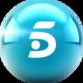 Logo actual de Telecinco.