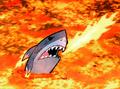 Tiburón de fuego