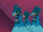 Gallinas Mutantes mutadas
