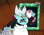 Nancy Claus vampira