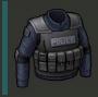 Ropa Chaleco Antibalas SWAT