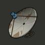Objetos Antena parabolica