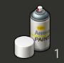 Objetos Pintura blanca