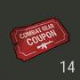 Objetos Cupon de equipo de combate
