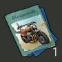 Objetos Plano Moto de campo