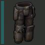 Ropa Pantalones de combate de saqueador