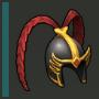 Casco de guerrero