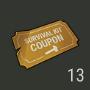 Objetos Cupon de kit de supervivencia