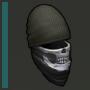 Ropa Máscara de saqueador