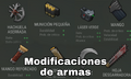 Modificaciones de armas
