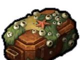 Sunken box