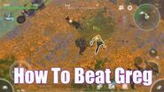 How To Beat Greg Boss in Last Day on Earth Survival