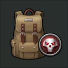 Backpack style Tyrant