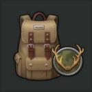 Backpack style Leshen