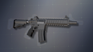 HK416 screen