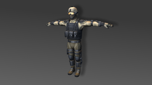 Kevlar armor