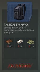 Tacticalbackpack