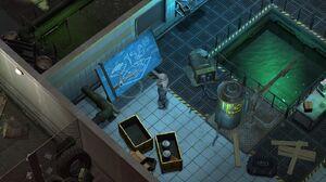 Acid Bath blueprint bunker