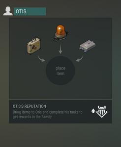 Otis' Reputation