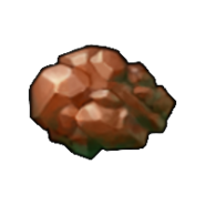 Copper Ore (Transparent)