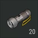 Flashlight 20 old