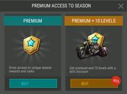 Season 15 Premium access