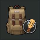 Backpack style Bedlam