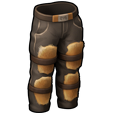 Меховые штаны