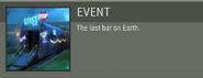 Bar Last Stop event