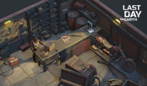 Gas Station 12