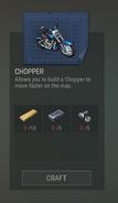Chopper old