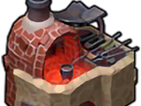 Refined Melting Furnace
