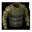 Военный бронежилет
