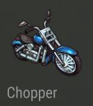 Chopper icon old