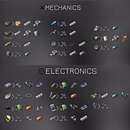 Станок переработки- механика