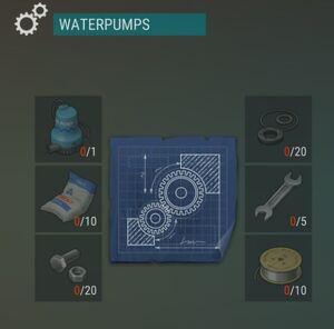 Waterpumpsportsewer
