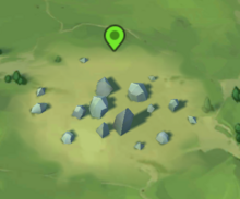Limestone Ridge map.png