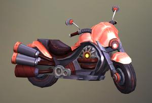 Shrimp Bike