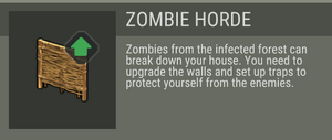 Zombie Horde after