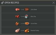 Acquired taste recipes