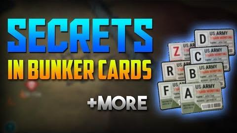 Did you know this SECRET about Bunker Cards? - Last day on Earth- Survival