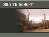 """Dig site """"Echo-1"""""""