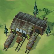 Bar Last Stop map