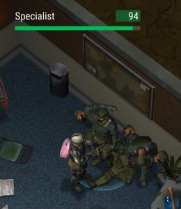 Dead Specialist