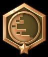 Icon bronze tournament